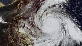康芮颱風,康芮,天氣風險,觀氣象看天氣,台灣颱風論壇|天氣特急 圖/翻攝自臉書
