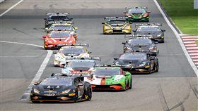 Lamborghini Super Trofeo Asia亞洲挑戰賽。(圖/Lamborghini提供)