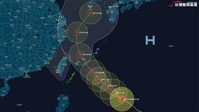 康芮,颱風,康芮颱風,台灣颱風論壇|天氣特急,氣象局