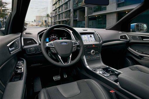 Ford Edge ST(圖/車訊網)