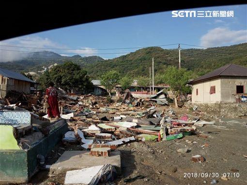 印尼,強震, 海嘯,世界展望會,台灣世界展望會