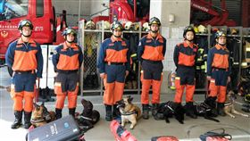 新北市,新北市消防局,印尼,震災,救援
