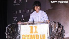 盧廣仲明年將5度在台北小巨蛋開唱。(圖/記者蔡世偉攝影)