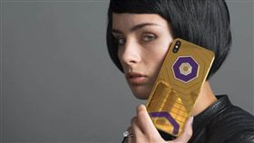 iPhone XS 特製版 英國 奢侈品 翻攝網路