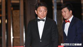 中華職棒2018年度選手選拔會,Lamigo 桃猿總教練洪一中。 (圖/記者林敬旻攝)