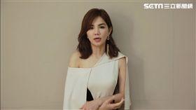 Ella覺得很榮幸能為張藝謀導演的新作唱宣傳歌曲。(圖/北京樂享天承文化提供)