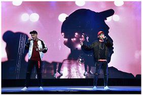 台灣大哥大 勇敢追夢3.0 嘻哈雙人團體 S.T.F抒天弗