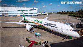波音787-9,長榮航空,夢幻客機,董事長,林寶水,/長榮提供