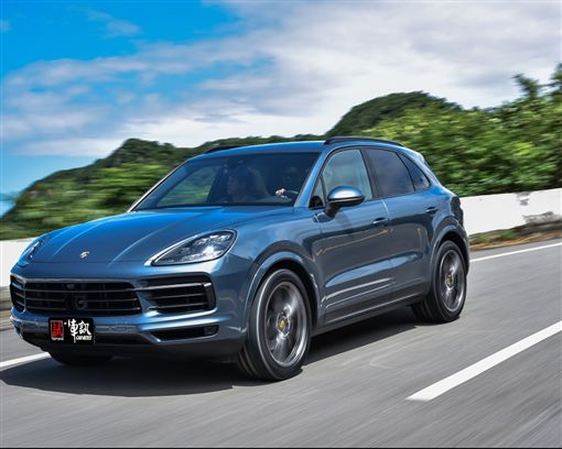 Porsche Cayenne(圖/車訊網)
