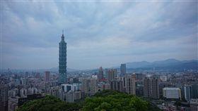 台北天空(圖/翻攝自Pixabay)