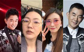吳宗憲、林志玲、小s、任賢齊(翻攝自微博)