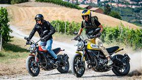 Ducati Scrambler Icon。(圖/翻攝網站)