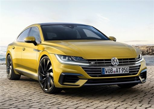VW Arteon(圖/翻攝網路)