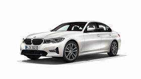 G20世代的BMW 3系列。(圖/翻攝網站)
