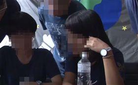 台北,性愛趴,薇閣,女友。翻攝畫面