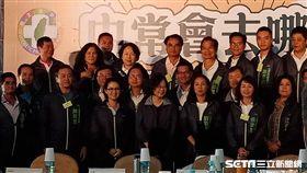 民進黨行動中常會在花蓮(圖/記者李英婷攝)