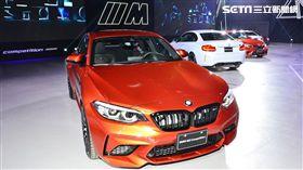 BMW M2 Competition。(圖/鍾釗榛攝影)