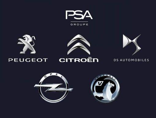 法國PSA汽車集團(圖/翻攝網路)