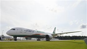波音787-9,長榮航空,夢幻客機,組裝,/翻攝自長榮航空臉書