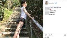女網友,全裸,身材,新北,翻攝IG