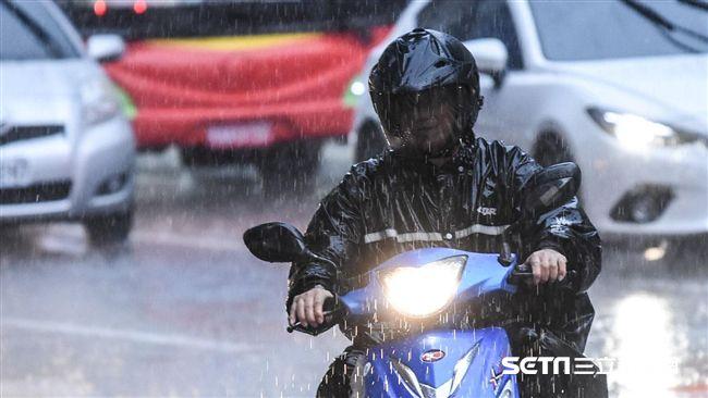 周末降雨時間曝光!這低溫下探14度