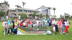 ▲台韓高爾夫友誼賽。(圖/《高爾夫》雜誌提供)