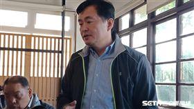 民進黨秘書長洪耀福花蓮談選情(圖/記者李英婷攝)