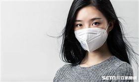 空污,空氣污染,口罩。(圖/愛合購提供)