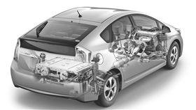 TOYOTA Prius PHV(圖/車訊網)