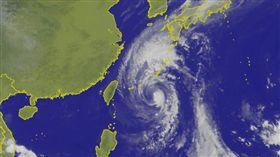 康芮颱風/氣象局