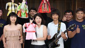 義興閣掌中劇團第4代接班人 演出搖滾布袋戲