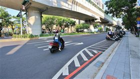 中市文心路路平完工 配合捷運施工難度高