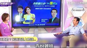 陳學聖上《市長進行式》直播節目