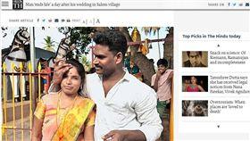 婆家須「露天排便」…新婚女秒逃回娘家 老公羞愧投井自殺 圖/翻攝自印度報 https://www.thehindu.com/todays-paper/tp-national/tp-tamilnadu/man-ends-life-a-day-after-his-wedding/article25063866.ece