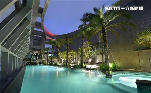 Hilton,希爾頓酒店,新板特區,台北新板希爾頓酒店,希爾頓圖/酒店業者提供