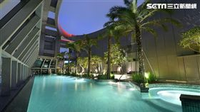 Hilton,希爾頓酒店,新板特區,台北新板希爾頓酒店,希爾頓 圖/酒店業者提供