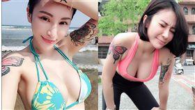 梁云菲/翻攝自梁云菲臉書
