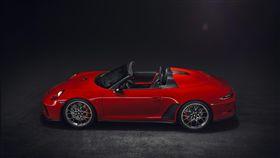 Porsche 911 Speedster。(圖/Porsche提供)