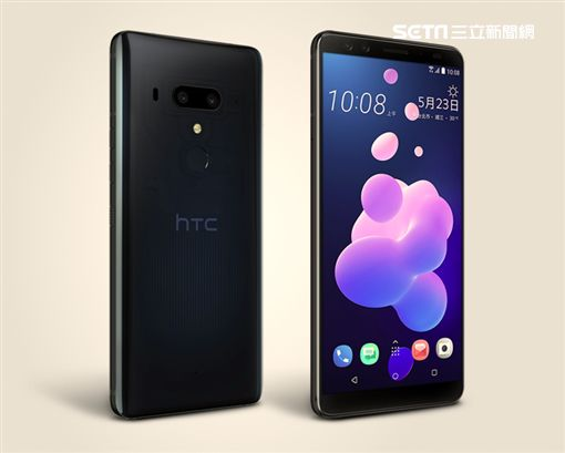 宏達電,HTC,U12+,透視藍