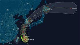 康芮,颱風,康芮颱風,台灣颱風論壇|天氣特急,韓國,日本