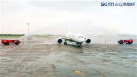 長榮,航空,波音787,夢幻客機,桃園國際機場,/長榮提供
