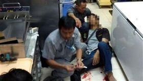 泰國,交往,尊重,開槍,批判,侮辱,商場,不爽,追殺 圖/翻攝自臉書