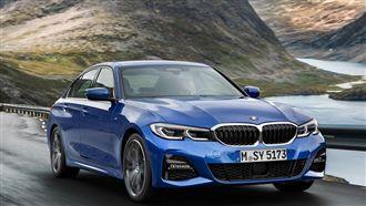 BMW大改款3系列來了 3月上市