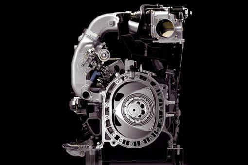 Mazda轉子引擎(圖/翻攝網路)