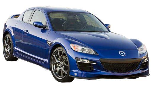 Mazda RX-8(圖/翻攝網路)