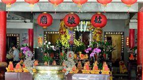 姑娘廟,陰廟,禁忌,供奉(圖/翻攝google)