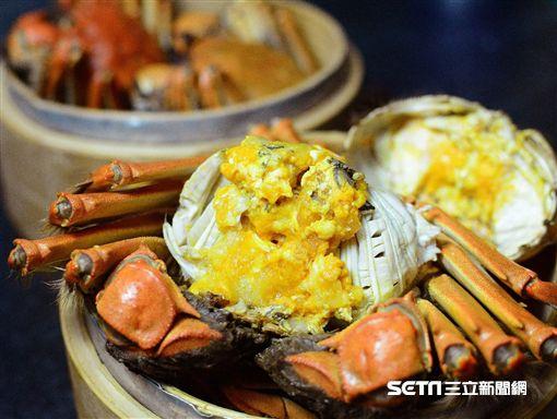 秋蟹,螃蟹,大閘蟹。(圖/品牌提供)