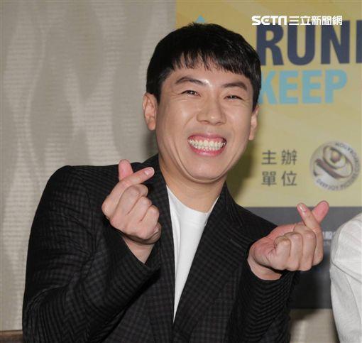 Running Man/記者邱榮吉攝影