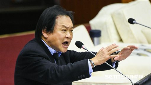 台北市議員王世堅。 (圖/記者林敬旻攝) ID-1575908