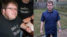 減重,減肥,跳舞機,DDR,遊戲,心臟,移植,手術,健康,體力,美國 圖/翻攝自推特